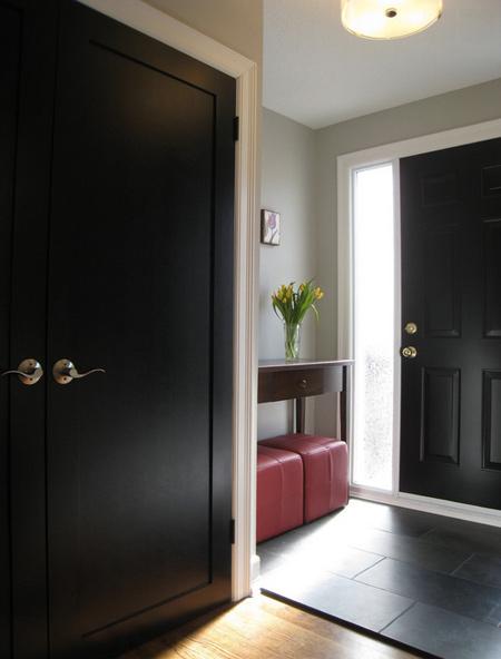 7h5bpffp نمونه هایی از شیک ترین رنگ برای درب های داخلی ساختمان