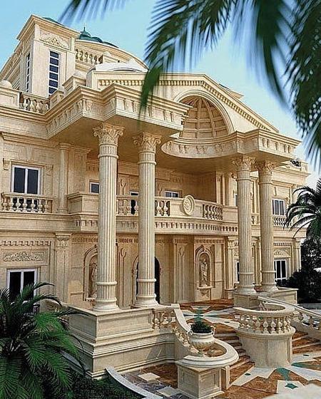 j4rnzqsw عکس طراحی نمای رومی ساختمان